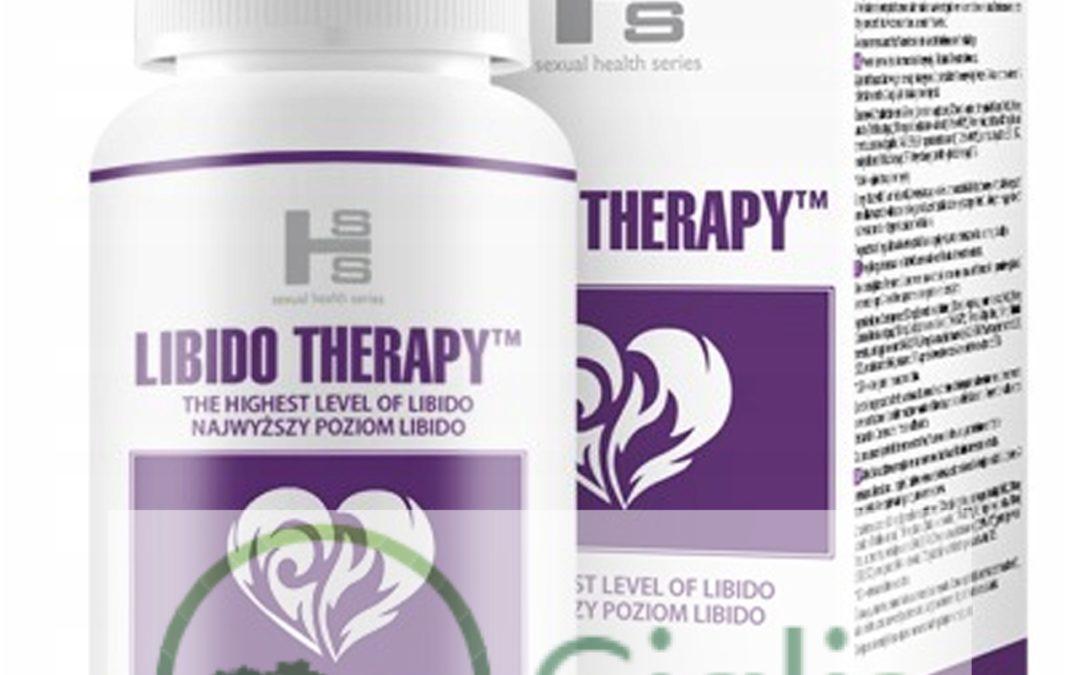 Libido Therapy – tabletki na libido u kobiet