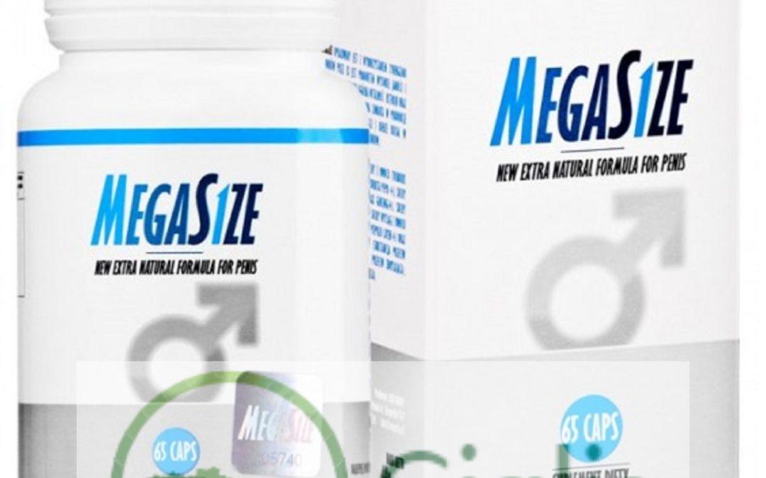 MegaSize – tabletki na powiększenie penisa