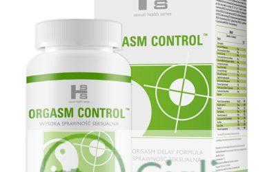 Orgasm Control – tabletki na przedwczesny wytrysk