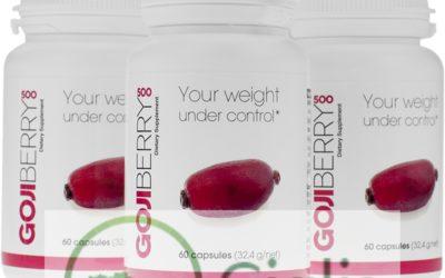 GojiBerry 500 – tabletki na odchudzanie