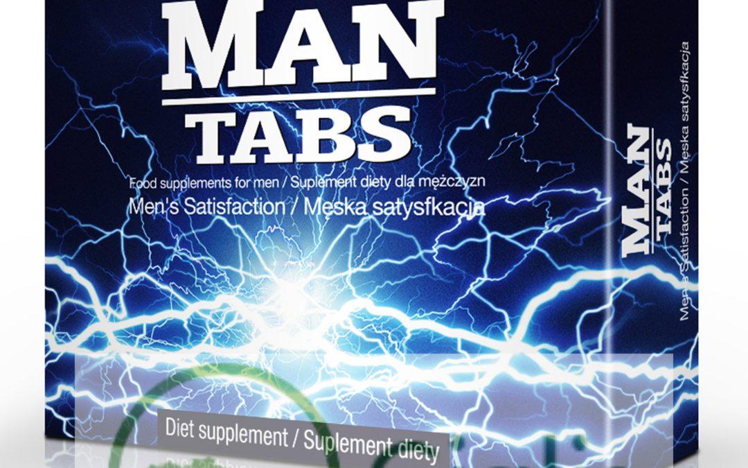 Man Tabs – tabletki na erekcję