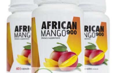 African Mango 900 – tabletki na odchudzanie