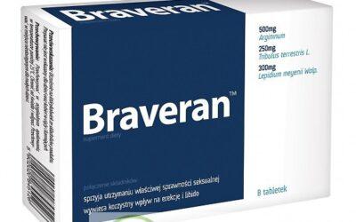 Braveran – tabletki na erekcje