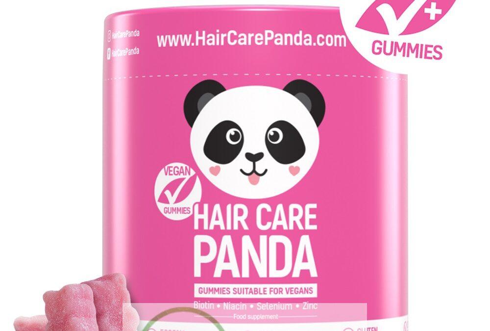 Hair Care Panda – żelki na wypadanie wlosow