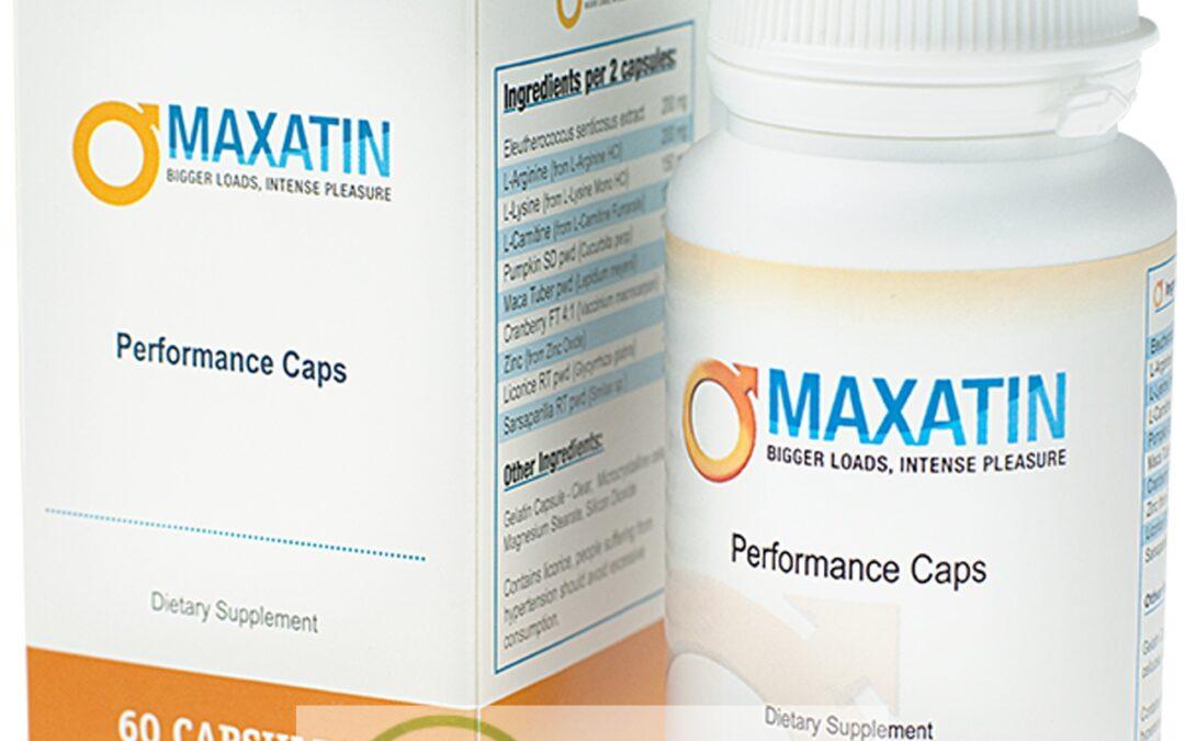 Maxatin – tabletki na sprawnosc seksualna