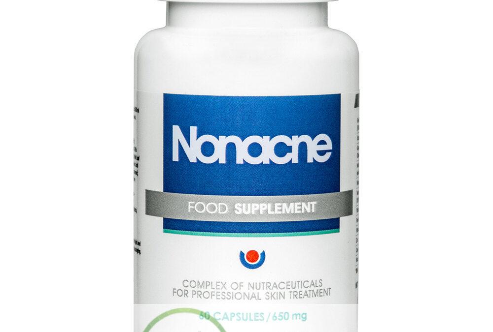 Nonacne – tabletki na tradzik