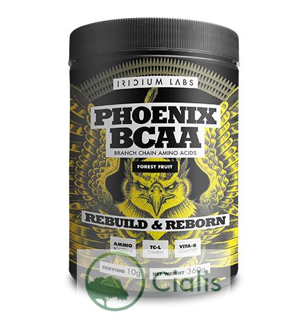 Phoenix BCAA – odzywka na przyrost masy miesniowej