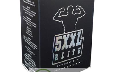 5XXL Elite – tabletki na przyrost masy mięśniowej