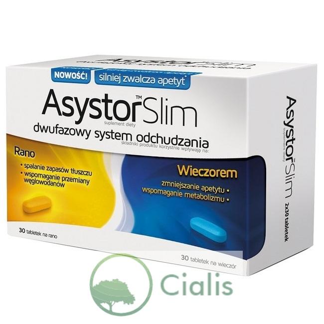 Asystor Slim – tabletki na odchudzanie