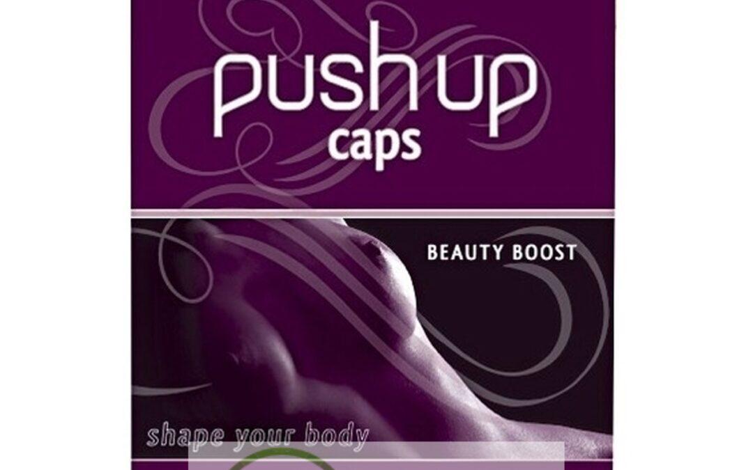 Push Up Caps – tabletki na powiększanie biustu