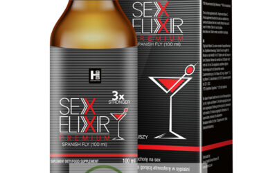 Sex Elixir Premium – afrodyzjak na sprawność seksualną